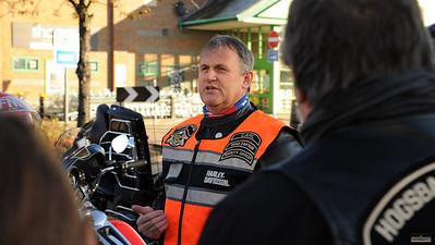BBC Springwatch at Hawk, 14 Oct 2012