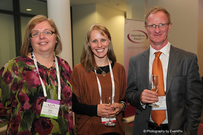 Elaine Trevaskis (ASA), Leigh Clarke (AOPA), Philip Tutty (C-Learning)
