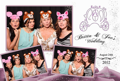 Britta Pricope Wedding