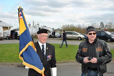 Brize Norton Repatriation, 20 Mar 2012