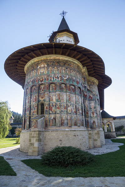 Sucevița Monastery, Sucevița, Suceava