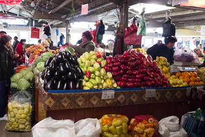Gura Homorului Market, Bucovina
