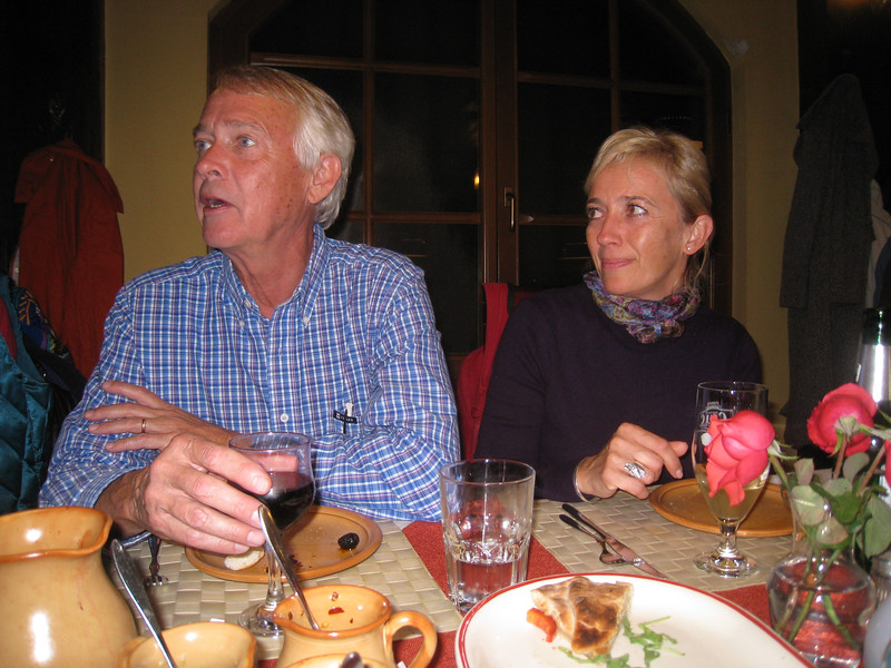 John Dale and Csilla Kolcsar