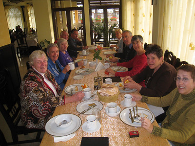 Breakfast at Pensiune Elegance, Gura Homorului, Bucovina