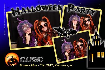 CAPHC Halloween Party