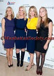 Lara Spencer, Sandra Lee, Paula Zahn and Hayley Cohen attend CITYMEALS-ON-WHEELS 26TH ANNUAL POWER LUNCH FOR WOMEN  Honoring Paula Zahn and Randi & Dennis Riese on November 16, 2012 at The Plaza Hotel, Grand Ballroom, Fifth Avenue & Central Park South, New York City, NY. (Photos by Christopher London ©2012 ManhattanSociety.com)