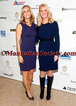 Lara Spencer, Sandra Lee attend CITYMEALS-ON-WHEELS 26TH ANNUAL POWER LUNCH FOR WOMEN  Honoring Paula Zahn and Randi & Dennis Riese on November 16, 2012 at The Plaza Hotel, Grand Ballroom, Fifth Avenue & Central Park South, New York City, NY. (Photos by Christopher London ©2012 ManhattanSociety.com)