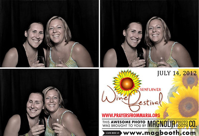CLE 2012-07-14 Sunflower Wine Festival
