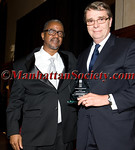 Dr. Gary Butts M.D.,  The Special Recognition Award 2012 Recipient,  Edward J. Ronan, PhD