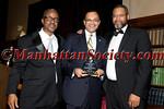 Dr. Gary Butts M.D., The Distinguished Community Service Award 2012Recipient , David C. Banks, Reginald Miller