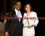 Dr. Gary Butts M.D., The Corporate Diversity Award 2012 Recipient Marilyn F Booker