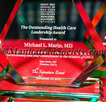 Mount Sinai School Of Medicine Center For Multicultural & Community Affairs, The Outstanding Health Care Leadership Award 2012, Michael L. Marin, M.D.