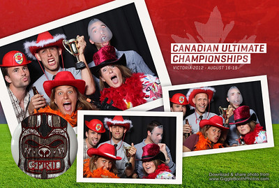 CUC Canadian Ultimate Championships - Adult