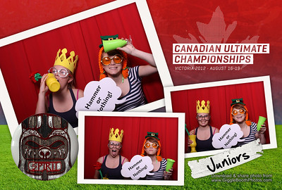 CUC Canadian Ultimate Championships - Junior