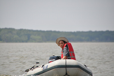 2012 Canoeing at Lake Texoma