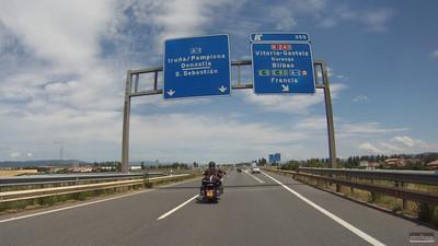 Cascais - final ride back home, June 2012