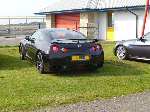 Castle Combe Track Day 11th August 2012