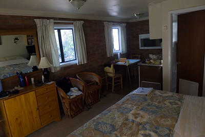 Our apartment at Cave Creek Canyon Ranch