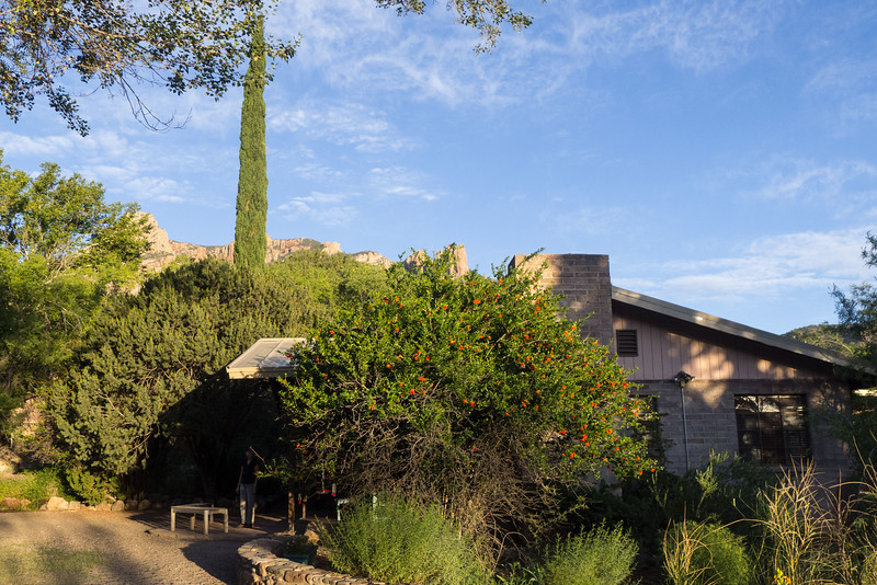 Office of Cave Creek Canyon Ranch