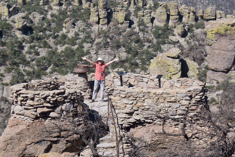Chiricahua National Monument Massai Point Nature Trail
