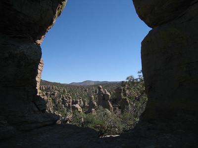 Chiricahua National Monument Echo Canyon
