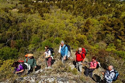 En route vers le Mont Trésor