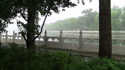 Beijing park - Rosemary Schwedes