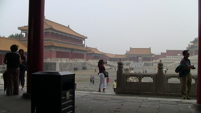 Beijing Forbidden City - Rosemary Schwedes