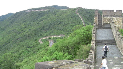 Great Wall - Rosemary Schwedes