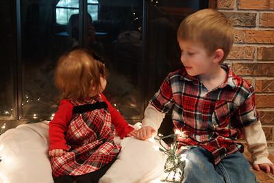 """Christmas Photo Session aka """"Why I want a flash"""""""