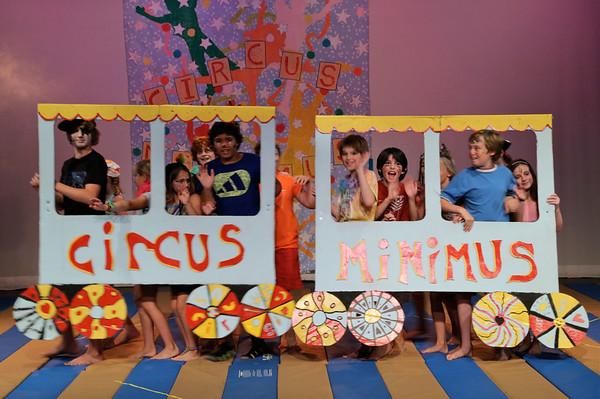 Circus Minimus: Hit the Road Jack