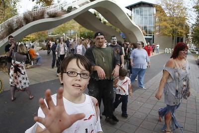 Zombie Walk | Aquarium | 102012