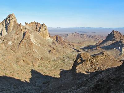 Coffin Spring Canyon