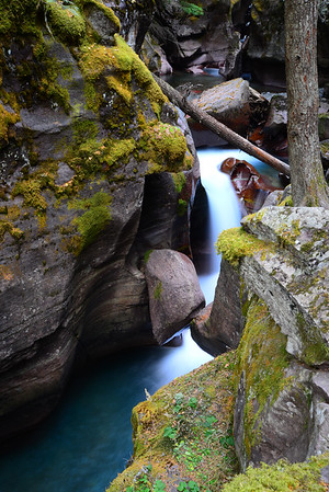 Avalanche Gorge