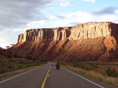 Along Hwy 141 - from Naturita to Grand Junction, Colorado