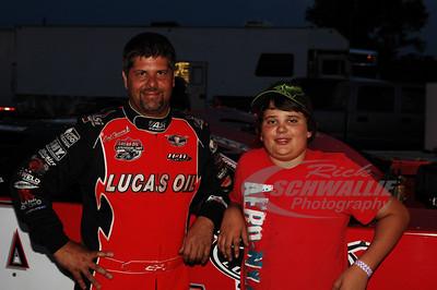 Earl Pearson, Jr. and son Trey
