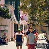 Walking through Coronado