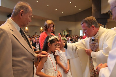 Communion/Confirmation 2012