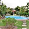 Coronado - pool in the backyard