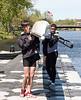 Boys Novice 4: on the dock