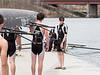 Boys 2nd Varsity on the dock: Dude, where's my oars?