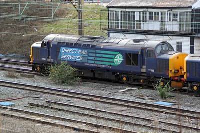 37606_37610 1232/6k73 Sellafield-Crewe passes Crewe Salop 17/03/12