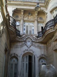 MuseoDeCultura inner courtyard - Elizabeth Yerkes