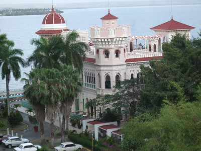 House in Cienfuegos - Sandy Kirkpatrick