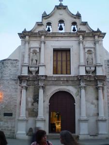 Eve of Chamber Music, viejo Habana - Elizabeth Yerkes