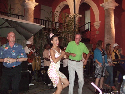 Dancing in Havana - Sandy Kirkpatrick