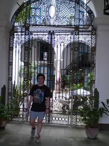 viejo Habana atrium - Elizabeth Yerkes
