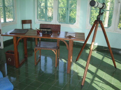 Hemingway's Desk - Sandy Kirkpatrick