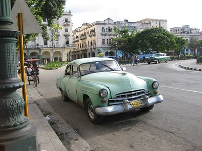 Havana cab - Linda Fan