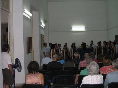 Cantores de Cienfuegos - Linda Fan